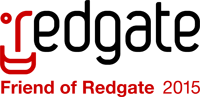 Friend of Redgate 2015